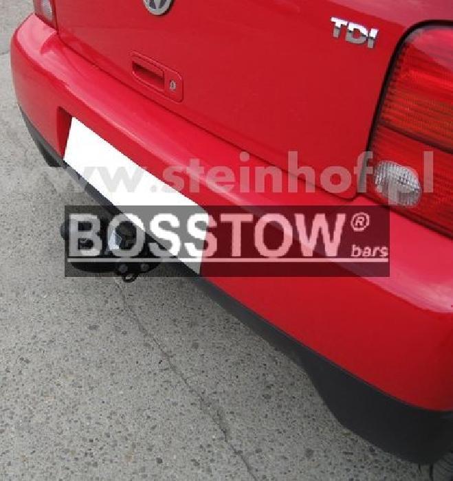 Anhängerkupplung für Seat-Arosa - 1997-2000 Ausf.:  feststehend