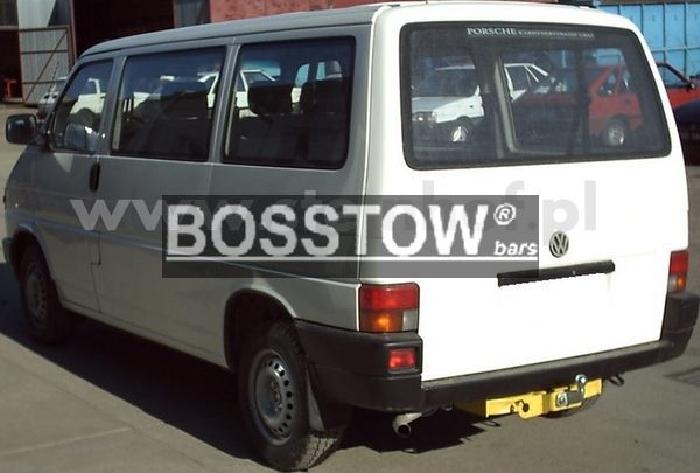 Anhängerkupplung VW Transporter T4, Kasten Bus Syncro, inkl. Caravelle Multivan, Baureihe 1998-  feststehend