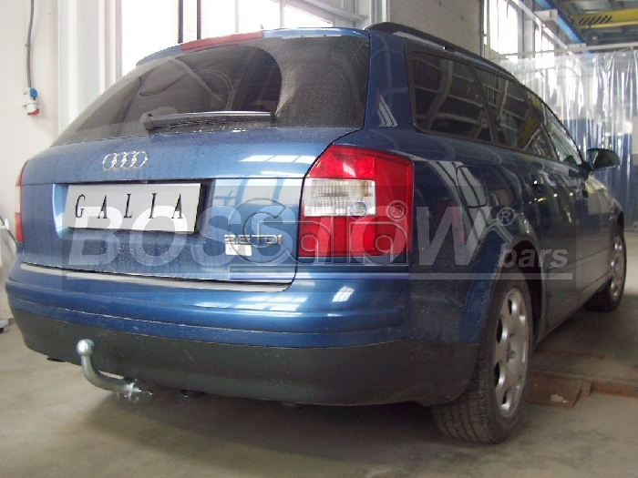 Anhängerkupplung für Audi-A4 Limousine - 2004-2007 S4 Ausf.:  feststehend