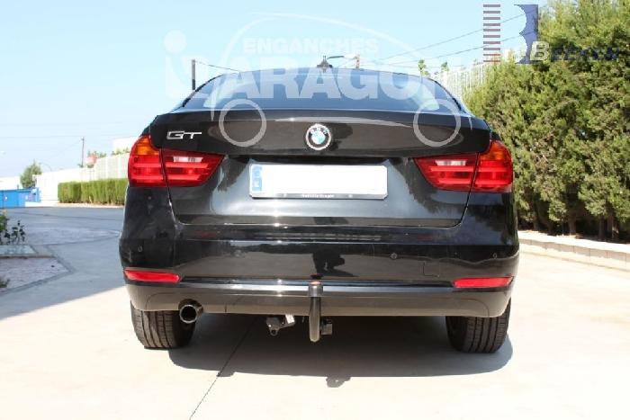Anhängerkupplung BMW-3er GT F34, spez. M- Performance, Baujahr 2014-