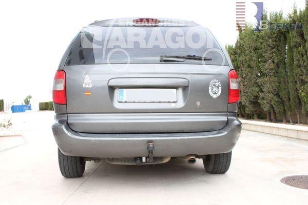 Anhängerkupplung Chrysler-Voyager - 2001-2008,