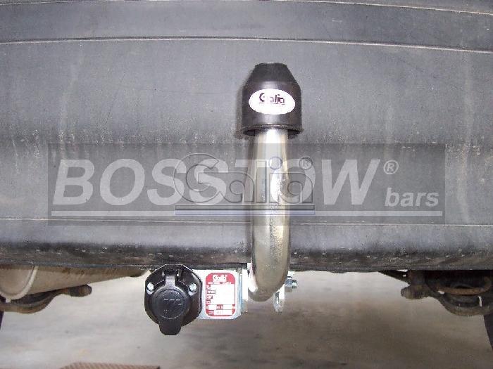Anhängerkupplung für Fiat-Punto - 1993-1999 Cabrio Ausf.:  feststehend