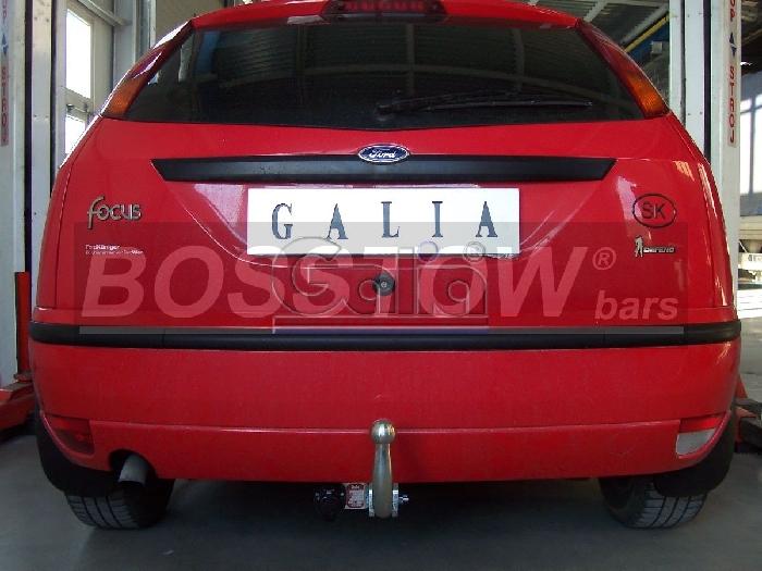 Anhängerkupplung für Ford-Focus - 1998-2001 Fließheck, nicht ST 225, RS Ausf.:  feststehend