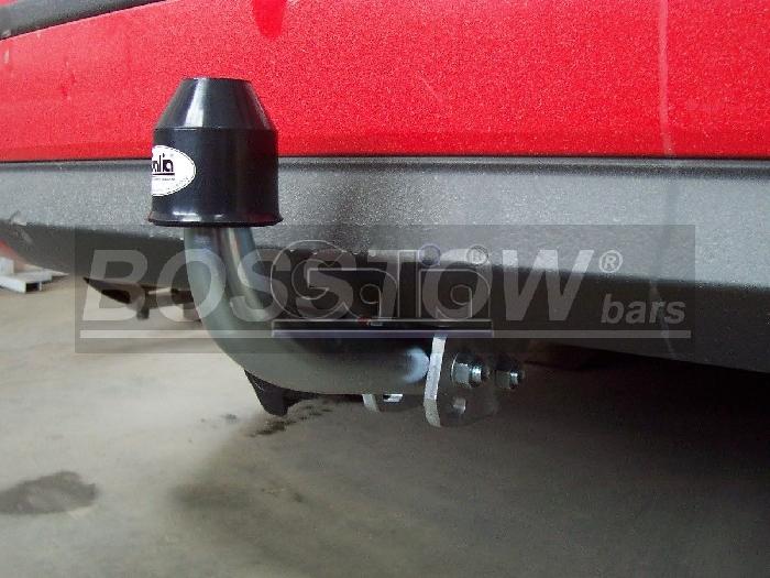 Anhängerkupplung für Ford-Focus - 2008-2011 Kombi, nicht RS Ausf.:  feststehend