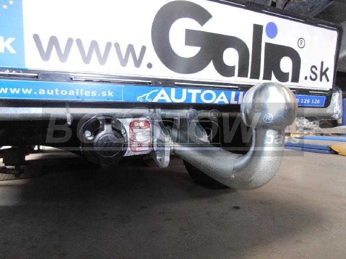 Anhängerkupplung für Nissan-Terrano - 2000-2003 II Ausf.:  feststehend
