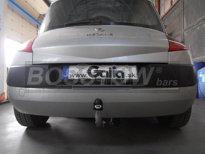 Anhängerkupplung für Renault-Grand Scenic - 2003-2009 nicht RX4 Ausf.:  feststehend