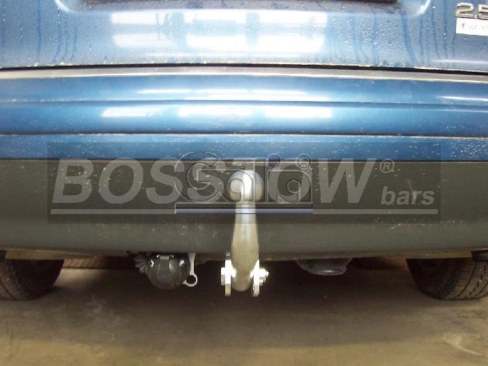 Anhängerkupplung für Seat-Exeo - 2009- ST Sport Tourer Ausf.:  feststehend