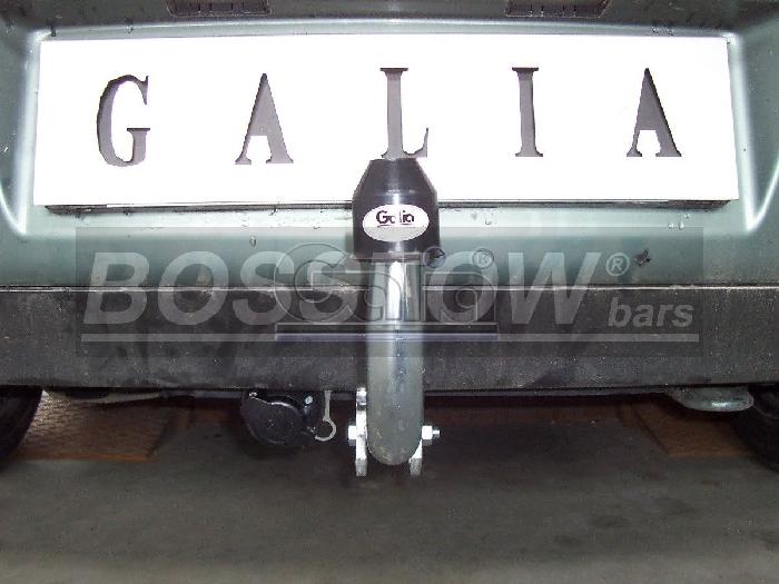 Anhängerkupplung für Seat-Ibiza - 2002-2007 Fließheck, nicht Cupra, GLX, GTI Ausf.:  feststehend