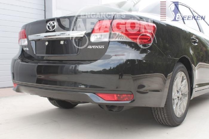 Anhängerkupplung Toyota Auris Touring Sports, Baureihe 2013-  vertikal