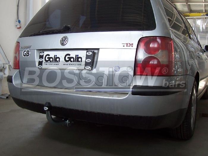 Anhängerkupplung VW-Passat 3b, nicht 4-Motion, Limousine, Baujahr 1996-2000