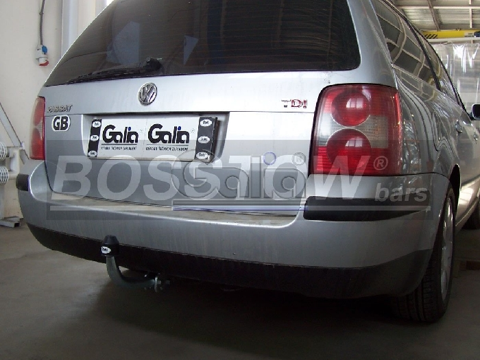 Anhängerkupplung VW Passat 3b, nicht 4-Motion, Variant, Baureihe 1996-2000  feststehend