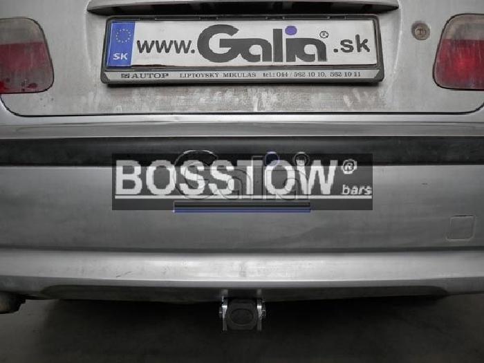 Anhängerkupplung für BMW-3er - 1998-2005 Limousine E46 Ausf.:  horizontal