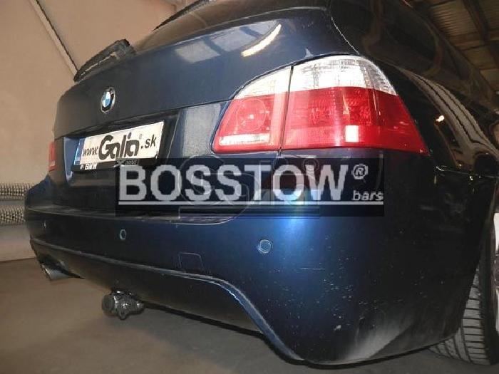 Anhängerkupplung für BMW-5er - 2003-2007 Limousine E60 Ausf.:  horizontal