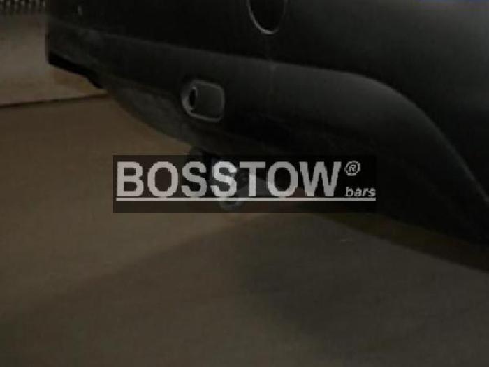 Anhängerkupplung für Citroen-C4 - 2014-2018 Cactus Ausf.:  horizontal