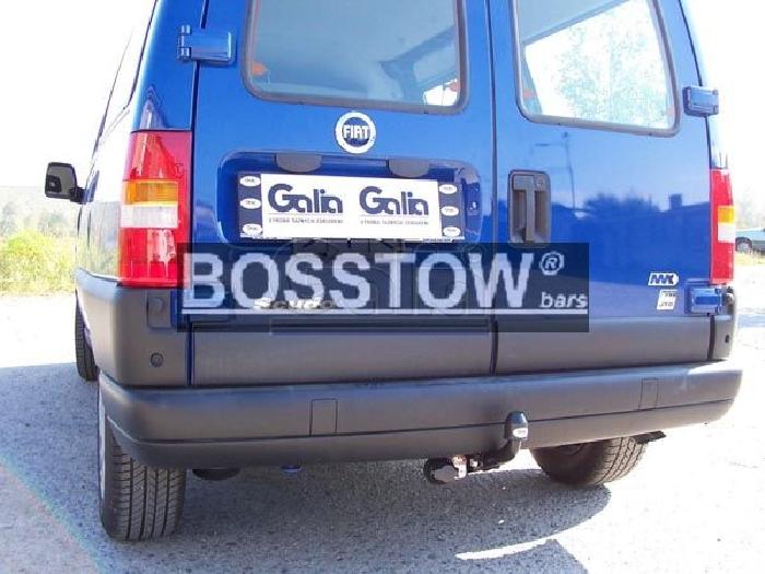Anhängerkupplung für Fiat-Scudo - 1995-2002 Kasten/ Bus/ Kombi Ausf.:  feststehend