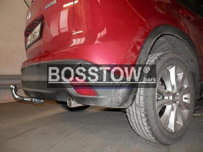 Anhängerkupplung für Mazda-CX- 5 - 2017- spez. Adblue Ausf.:  horizontal