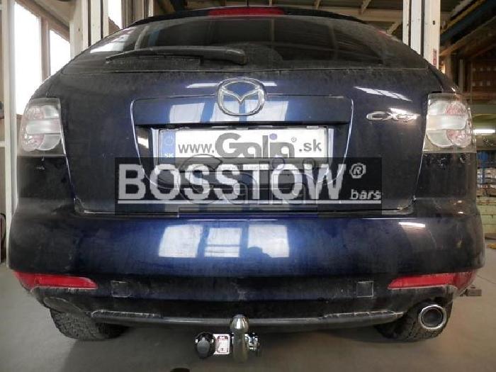 Anhängerkupplung für Mazda-CX- 7 - 2007-2009 SUV Ausf.:  horizontal