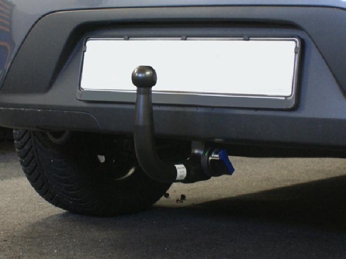 Anhängerkupplung für Ford-KA + Plus - 2016- nur für Heckträgerbetrieb Ausf.:  vertikal