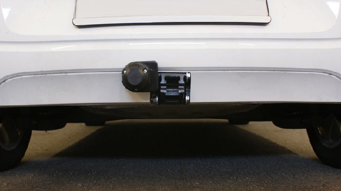 Anhängerkupplung für Seat-Mii - 2016- nicht Erdgas, nur für Heckträgerbetrieb Ausf.:  horizontal
