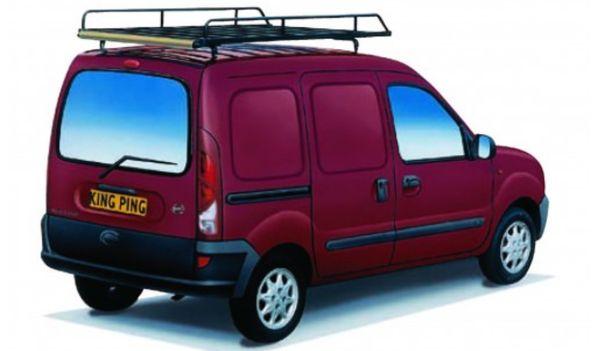 King Ping Dachträger, Gewerbe Transporter für Nissan Kubistar Grand Volume, Bj. 2004-