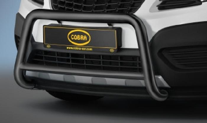 Frontschutzbügel Kuhfänger Bullfänger Chevrolet Trax 2013-, Frontbügel 60mm Stahl schwarz pulverbeschichtet