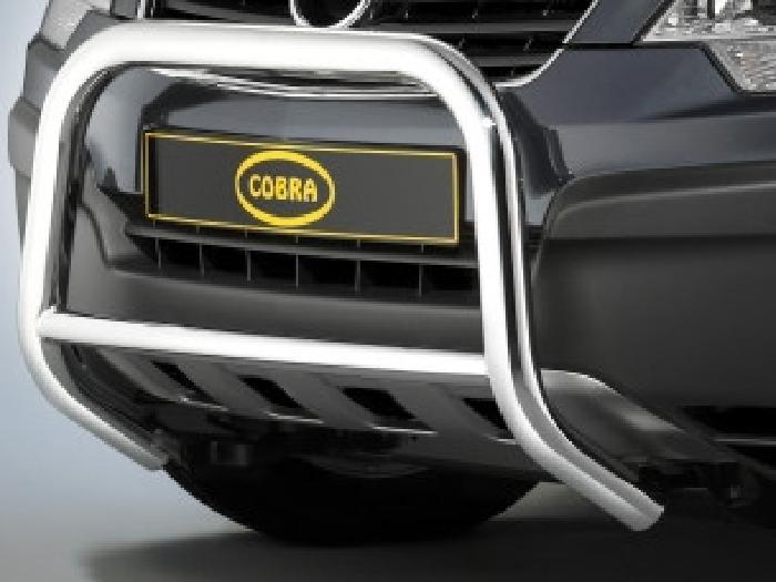 Frontschutzbügel Kuhfänger Bullfänger Opel Antara 2007-2011, Frontbügel 60mm Edelstahl