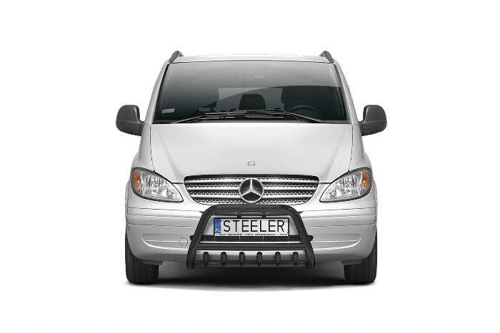 Anhängerkupplung Iveco-Daily VI Kasten/ Bus, 40C/50C, Radstand: 3520L, Überhang max. 1520mm, Baureihe 2014- Ausf.:  feststehend