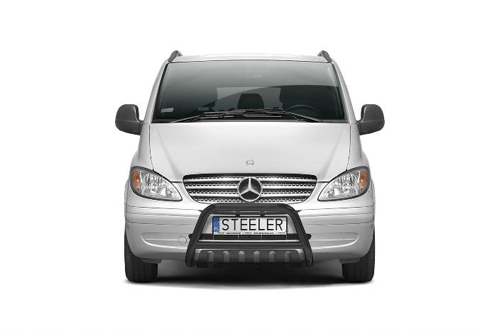 Anhängerkupplung Iveco-Daily VI Kasten/ Bus, 35S, Radstand: 3520L, Überhang max. 1120mm, Baureihe 2014- Ausf.:  feststehend