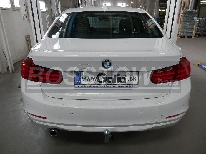 Anhängerkupplung BMW-3er Touring F31, Baujahr 2012-2014