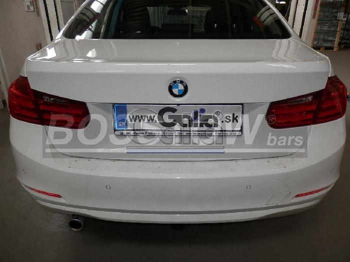 Anhängerkupplung für BMW-3er - 2014-2018 Touring F31 Ausf.:  horizontal