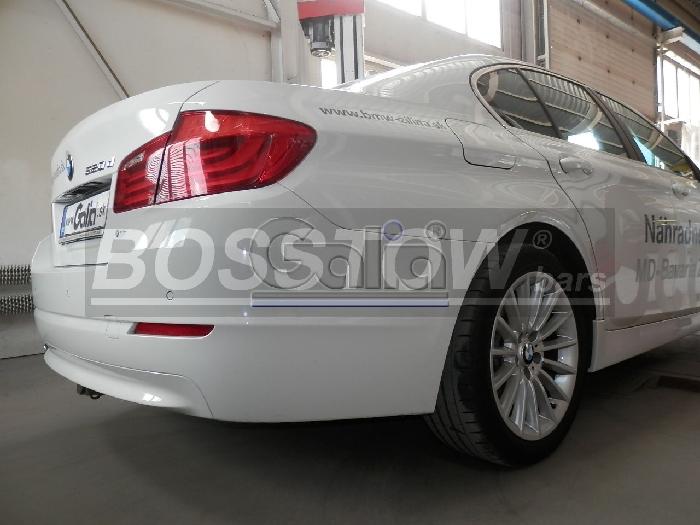 Anhängerkupplung für BMW-5er - 2014- Limousine F10 Ausf.:  horizontal