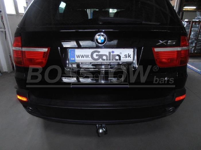 Anhängerkupplung BMW-X5 F15, Baujahr 2013-