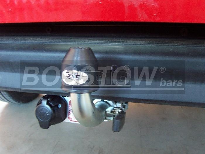 Anhängerkupplung für Fiat-Doblo - 2000-2005 I (223) Ausf.:  horizontal