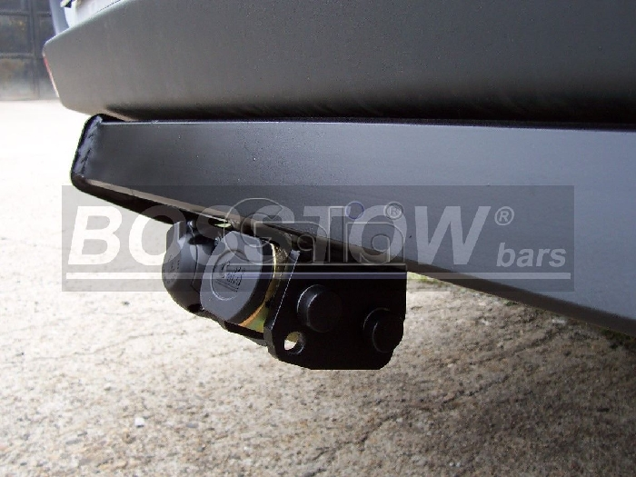 Anhängerkupplung für Mercedes-Sprinter Kastenwagen Heckantrieb - 2006-2018 409-424, Radstd. 4325mm, Fzg. ohne Trittbrettst. Ausf.:  horizontal