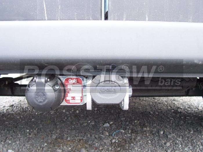 Anhängerkupplung für Peugeot-Boxer - 2014- Kasten, Bus, alle Radstände L1, L2, L3, L4, XL Ausf.:  horizontal