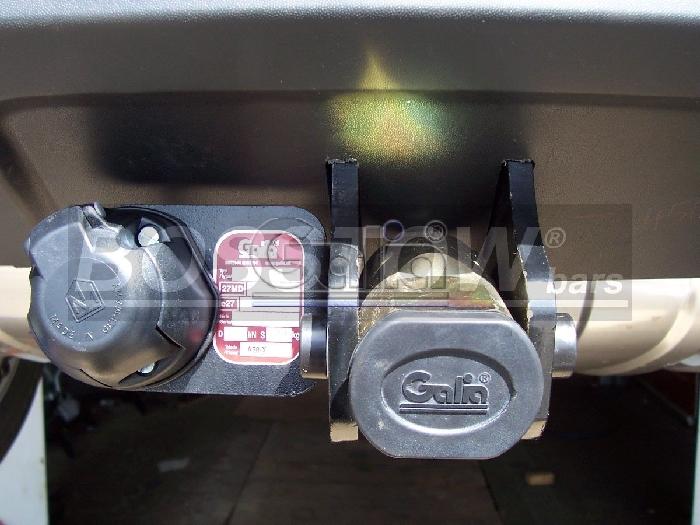 Anhängerkupplung Porsche Cayenne, Baureihe 2003-2010  horizontal