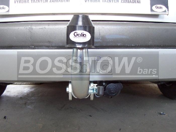 Anhängerkupplung für Opel-Combo - 2018- E (L1) Ausf.:  vertikal