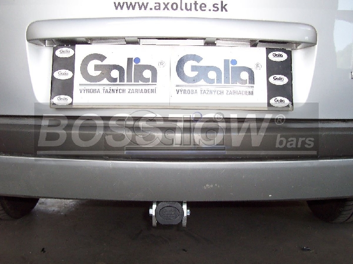 Anhängerkupplung für Renault-Megane - 2009-2011 Kombi Ausf.:  horizontal