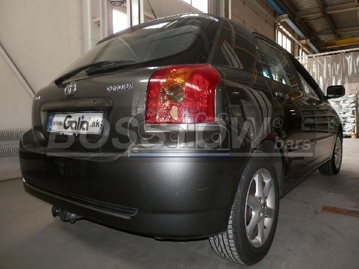 Anhängerkupplung für Toyota-Corolla - 2004- (E12) Fließheck Ausf.:  horizontal