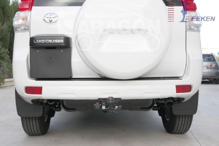 Anhängerkupplung Toyota-Landcruiser 120 (J12), 3-türig, Baujahr 2003-