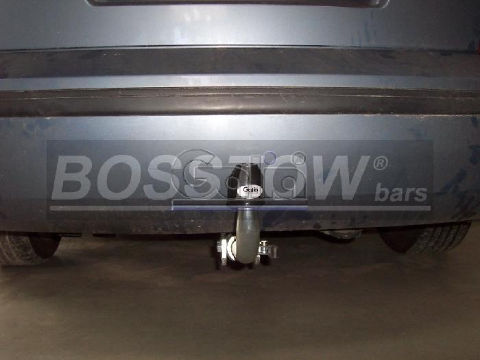 Anhängerkupplung VW Passat 3b, nicht 4-Motion, Limousine, Baureihe 2000-  horizontal