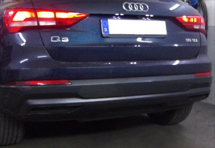 Anhängerkupplung Audi-Q3 - 2019-,