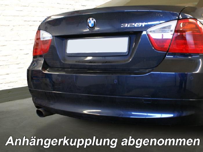 Anhängerkupplung für BMW-3er - 2010- Limousine E90 Ausf.:  vertikal