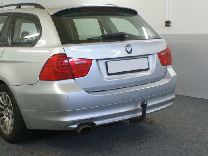 Anhängerkupplung BMW-3er Coupe E92, Baujahr 2006-