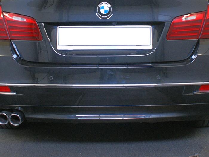 Anhängerkupplung BMW 5er Limousine F10, Baureihe 2010-2014  vertikal
