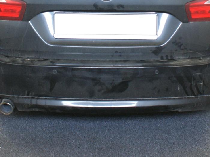 Anhängerkupplung für BMW-5er - 2010-2014 Touring F11 Ausf.:  vertikal
