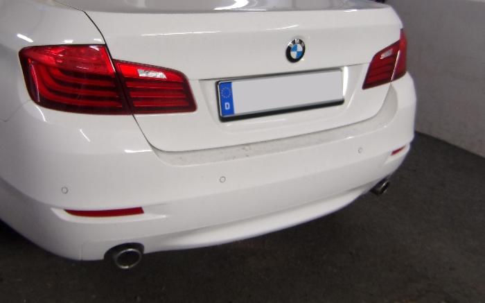 Anhängerkupplung BMW-5er Limousine F10, Baujahr 2014-