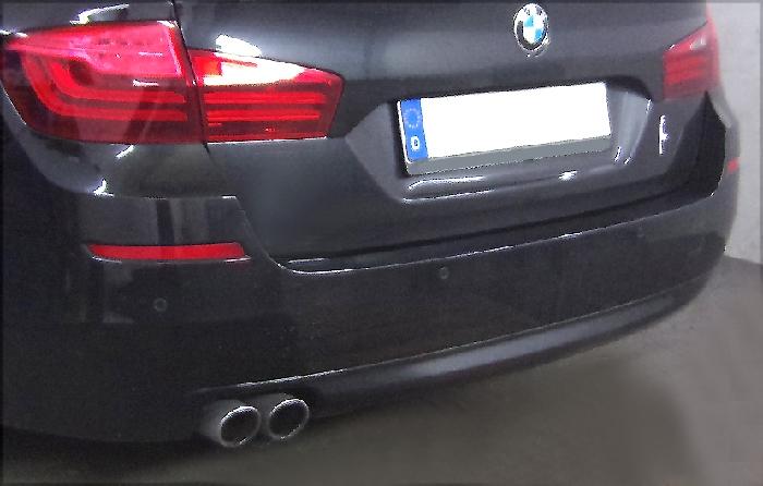 Anhängerkupplung BMW 5er Touring F11, Baureihe 2014-  vertikal