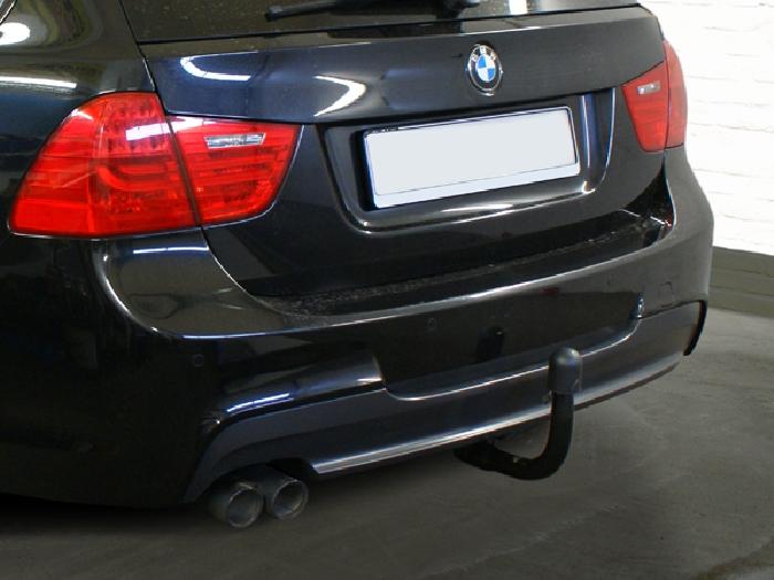 Anhängerkupplung BMW-3er Limousine E90, spez. M- Paket, Baujahr 2005-2010
