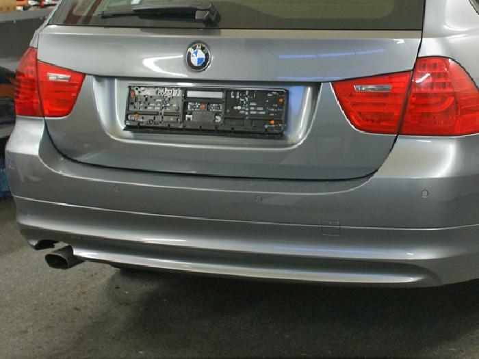Anhängerkupplung BMW 3er Touring E91, Baureihe 2010-  vertikal